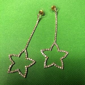 URBAN OUTFITTERS Star Earrings